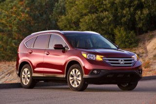 2012 Honda CR-V EX-L AWD