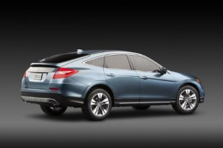 2013 Honda Crosstour Concept