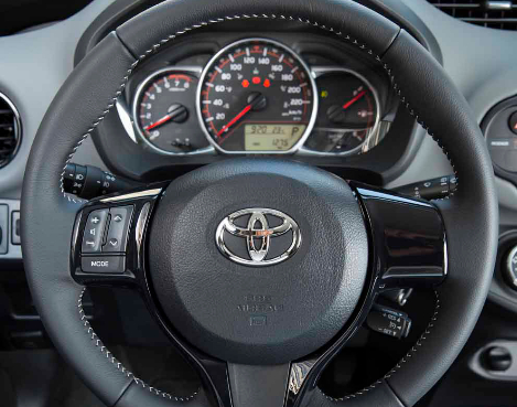 toyota yaris 2015 un parangon de fiabilit. Black Bedroom Furniture Sets. Home Design Ideas